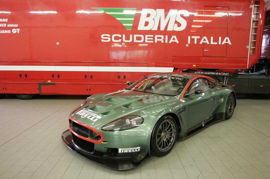 #77 BMS Scuderia Italia Ferrari F430: Matteo Malucelli ...  |Bms Scuderia Italia